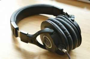 Philips-Headphone-Black